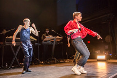 Christine and the Queens @ 9:30 Club, Washington DC, 11/04/2018 (spiggycat) Tags: 930 930club christinaandthequeens dc livemusic music musicphotography parklifedc washingtondc chris christine