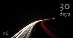 #6 (Anders Dahl Photography) Tags: car highway lights carlight night dark