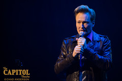 conan and friends 11.7.18 photos by chad anderson-7473 (capitoltheatre) Tags: thecapitoltheatre capitoltheatre thecap conan conanobrien conanfriends housephotographer portchester portchesterny comedy comedian funny laugh joke