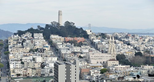 San Francisco View: Coit Tower