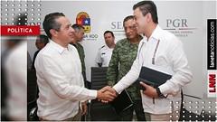 Carlos Joaquín establece estrategia de seguridad para Quintana Roo (HUNI GAMING) Tags: carlos joaquín establece estrategia de seguridad para quintana roo