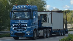 D - Hofer MB Arocs (BonsaiTruck) Tags: hofer mb arocs lkw lastwagen lastzug truck trucks lorry lorries camion caminhoes