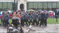 To Mark 100 Years 1918-2018 Of The End Of The First World War Armistice Remembrance Day Four Part Video At The Cenotaph In George Square Glasgow Scotland 2018 - 4 Of 4 (Kelvin64) Tags: to mark 100 years 19182018 of the end first world war armistice remembrance day four part video at cenotaph in george square glasgow scotland 2018