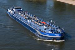 TMS Mercury - ENI 2324334 (5B-DUS) Tags: tms mercury eni 2324334 binnenschiff schiff vessel barge ship rhein