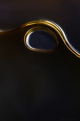 The Push (peterscott12) Tags: abstract curve bubble surface rise circle orb