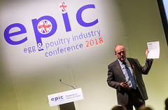 Gary Ford - Conference Chairman - NFU Chief Poultry Adviser