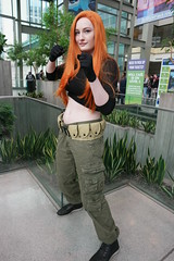 ECCC 2018 - 1886 (Photography by J Krolak) Tags: eccc2018 cosplay costume masquerade disney kimpossible