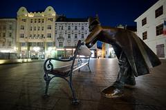 Bratislava (mattrkeyworth) Tags: soldat soldier napoleonicsoldier skulptur sculpture bratislava ilce7r3 sonya7riii slovakia sel1224g