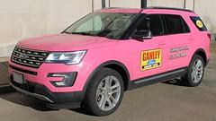 Ford Explorer (Seluryar) Tags: ford explorer pink 2016 2017 2018