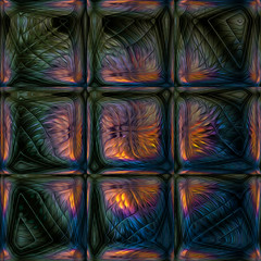 cells... (Mark Noack) Tags: light color photoshop layer layering surreal expressionism abstract psychedelic futurist abstraction