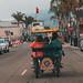 Pedicab (Bicycle Pedal Cab) in Pismo Beach, California