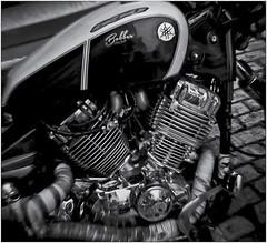 Lomography (Black and White Fine Art) Tags: lomography lomo plasticcamera camaradeplastico toycamera camaradejuguete motora motorcycle sanjuan oldsanjuan viejosanjuan puertorico bn bw