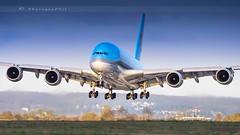 KOREAN AIR A380-861 (lavierphilippephotographie) Tags: korea koreanair plane airplane aircraft airline airliner hl7613 a380 a380861 superheavy cdg lfpg roissycharlesdegaulle parischarlesdegaulle spotter spotting planespotter planespotting avgeek longhaul longcourrier