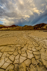 Dry Me a River (Jeff Sullivan (www.JeffSullivanPhotography.com)) Tags: cracked mud death valley national park nationalpark california usa landscape nature travel night photography canon eos 5d mark iv photo copyright 2018 jeff sullivan december