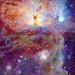 Flame Nebula, variant