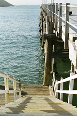 79260031 (be_see) Tags: film jetty stairs ocean