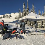BC Ski Team pre-season training in Sun Peaks