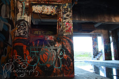 Echo Lake Incinerator 1.27.19.3 (jrbeckwith) Tags: echolakeincinerator 2019 photo picture jr beckwith jbeckr fortworth texas tx echo lake incinerator endangered danger old history historic abandoned left decay drug drugdealer graffiti girls shoot ruins