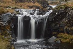 Fairy pools (coraliemcateermoreau7) Tags: isleofskye skye uk scotland waterfall water cascade nature beautiful landscape autumn fairypools