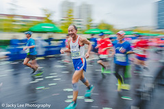 LD4_0135 (晴雨初霽) Tags: shanghai marathon race run sports photography photo nikon d4s dslr camera lens people china weekend november 2018 thousands city downtown town road street daytime rain staff