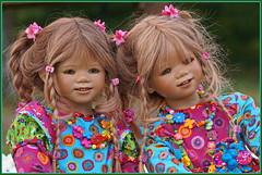 Anne-Moni und Tivi ... einen schönen guten Morgen ... (Kindergartenkinder 2018) Tags: schloss arcen kindergartenkinder annemoni tivi