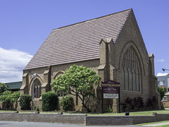 St Mary's Anglican Church, Guildford NSW, built 1937 - see below (Paul Leader - Paulie's Time Off Photography) Tags: anglicanchurch built1937 church guildfordnsw heritagelisted olympus olympusomdem10 paulleader architecture oldbuilding building heritagebuilding god christian christianity saviour savior faith nsw newsouthwales australia churchofstmary stmarysanglicanchurchguildford