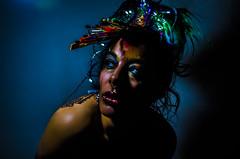 Strisls portrait Series 1 of 16 (Jef Harris) Tags: paintbrushes rave lifx portrait creativemakeup makeupartist beauty beautymua ottawacanada model nikond7000 mua fashion makeupupoftheday mask photooftheday art facepainting