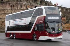 Lothian 1070 • SG68 LCM (MSDC43) Tags: enviro400xlb volvo volvob8l alexanderdennis adl sg68lcm buses lothian lothianbuses 1070