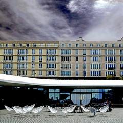 Le Havre, Normandie, France (pom'.) Tags: panasonicdmctz101 lehavre 76 seinemaritime normandie france europeanunion architecture augusteperret oscarniemeyer 20thcentury 100 may 2018 200