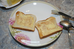 Toast (Like_the_Grand_Canyon) Tags: new zealand neuseeland kiwi christchurch food essen meal nz december 2018 vacation travel holiday