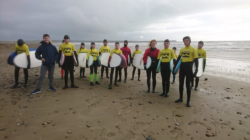 Irish Language Surf Trip