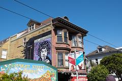 Looking great (Dominic Sagar) Tags: amy arlen felsen friends hendrix jimmy sanfrancisco mural sign california unitedstates us