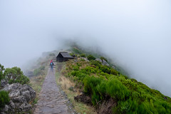 Pico Ruivo (csasziii) Tags: hike fog mountain clouds rode madeira