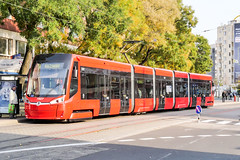 BTS_7507_201811 (Tram Photos) Tags: škoda 30t forcityplus skoda bratislava dopravnýpodnikbratislava dpb strasenbahn tram tramway električková mhd električka