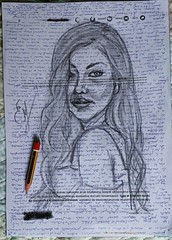 Dibujos rápidos. . . Bocetos.  #artlovers #artdaily #artist  #artoftheday #artofinstagram  #drawing  #painting  #pencildrawing #crayon #artwork  #instaart  #fotografia #photographer #sketch #instaart #sensualidad #sensuality #sombrero  #beautifulgirl #hai (egc2607) Tags: sketchbook sketch artlovers artoftheday pencildrawing artist painting artwork sombrero sensualidad instaart drawing hairstyle fotografia tattoo photographer beautifulgirl sensuality crayon cañaejo artofinstagram artdaily bw