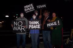100_2729 (Haight Ashbury Neighborhood Peace Vigil) Tags: haight ashbury peace vigil iran iraq afghnistan syria yemen war moratorium golden gate park panhandle san francisco november 2018