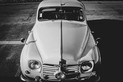 90/100x (eskayfoto) Tags: canon eos 700d t5i rebel canon700d canoneos700d rebelt5i canonrebelt5i monochrome mono bw blackandwhite 100x 100xthe2018edition 100x2018 lightroom sk201809283894editlr sk201809283894 image90100 car vehicle rover bonnet metal automobile autocar roverp475cyclops1950 roverp4 roverp475 p4 75 cyclops 1950 vintage rover75 rover75cyclops criccieth wales northwales