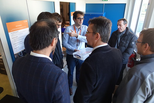 EPIC Meeting on Optics for Aeronautics (Company Visit) (3)