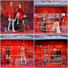 Theatre of Dreams, Christmas Window Display, Saks Fifth Avenue, Toronto, ON (Snuffy) Tags: christmas windowdisplay toronto ontario canada theatreofdreams saksfifthavenue