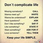 Keep It Sleek and Simple (KISS). #kiss #booksandbrunch thumbnail