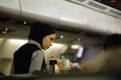 465A0820.JPG (Bayaer) Tags: 美女 空姐 伊朗 mahan iran flightattendant stewardess airhostess hijab