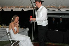 "The Garter Toss • <a style=""font-size:0.8em;"" href=""http://www.flickr.com/photos/109120354@N07/45380913244/"" target=""_blank"">View on Flickr</a>"
