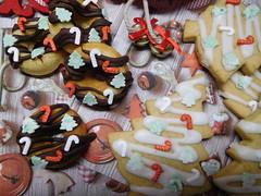 Dolcetti Natalizi (dolciefantasia) Tags: cake cakedesign torta pastadizucchero decorazione festa compleanno milano dolci fantasia dolciefantasia biscotti cupcake minicake cakepops natale