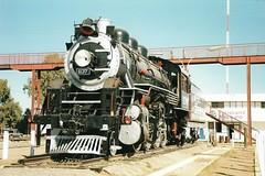MEX2 SBC 2702 (stevenjeremy25) Tags: ferromex fxe fnm mexico train railway railroad benjamin sonora alco 1137 2702 280 steam engine sbc fcp pacifico