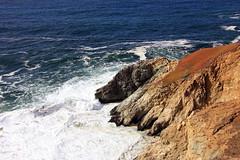 On the Rocks (JB by the Sea) Tags: pacificocean pacific ocean montara halfmoonbay sanmateocounty coastside california november2018 devilsslide devilsslidetrail devilsslidecoastaltrail