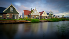 Uitdam-water (gilles.chaulet) Tags: 2017 belgique hollande paysbas juillet vacances voyage netherlands water long exposure nikon d3s