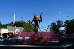 2018.09.15.002 (FOTOGRAFIA.Nelo.Esteves) Tags: 2018 neloesteves sony usa us unitedstates nj newjersey oceancounty jackson sixflags greatadventure frightfest halloween spooky attractions amusementpark themepark tourism night ghouls parade rides decorations