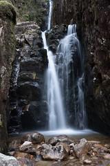 Waterfall, Lake District (Lux Aeterna - Eternal Light) Tags: water waterfall nature