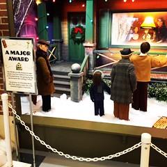A Major Award...... (steamboatwillie33) Tags: movie 2018 holiday majoraward leglamp christmasstory indiana ralphy funwithfamily display christmasstorycomeshome