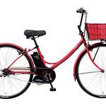 電動アシスト自転車の写真